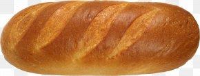 Bread Image - White Bread Small Bread PNG