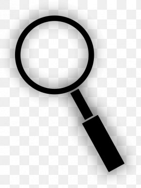 Private Investigator - Drawing Magnifying Glass Clip Art PNG