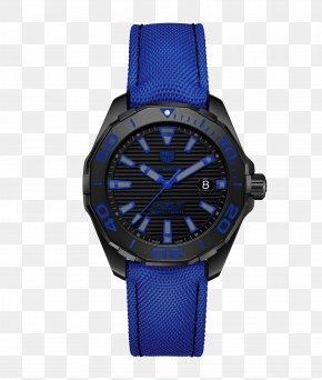 Automatic Watch - TAG Heuer Carrera Calibre 5 TAG Heuer Aquaracer Calibre 5 Watch PNG