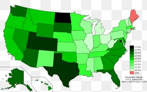 Territorial Evolution Of The United States - 2010 United States Census U.S. And World Population Clock Virginia Southern United States PNG
