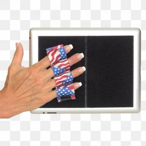 Hand With Tablet - Finger PNG