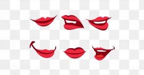 Woman - Clip Art Women Mouth Clip Art PNG