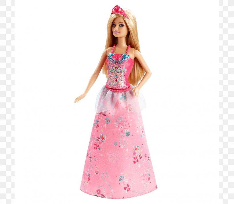 Barbie Fashion Doll Toy Princess, PNG, 1427x1248px, Barbie, Barbie As The Island Princess, Barbie Princess Charm School, Barbie The Princess The Popstar, Day Dress Download Free