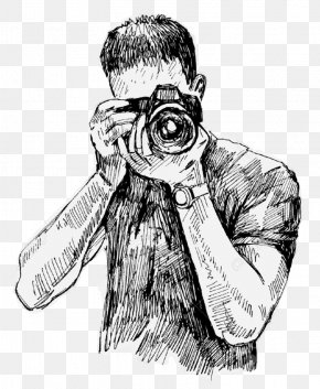 Photographe - Photography Vector Graphics Stock Illustration Drawing PNG