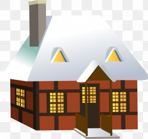 House - House Diary Building Winter Clip Art PNG