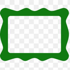 Rectangle Border - Picture Frames Work Of Art Clip Art PNG