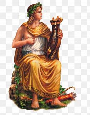 Greece - Apollo Ancient Greece Zeus Poseidon Hera PNG