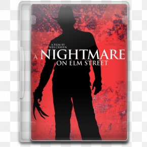 A Nightmare On Elm Street - Text Brand Album Cover Font PNG
