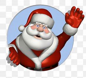 Santa Claus Transparent Image - Santa Claus Christmas Tree Clip Art PNG