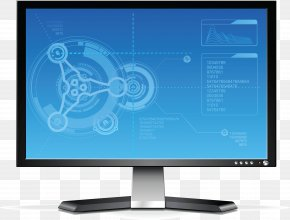 Monitor Image - Business Software Application Software ChyronHego Corporation Nagios PNG