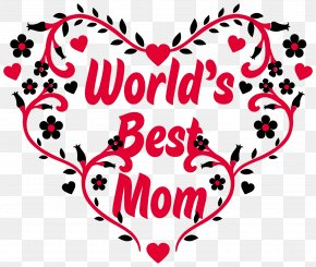 Best Mom Tattoos - Love Clip Art Valentine's Day Line Product PNG