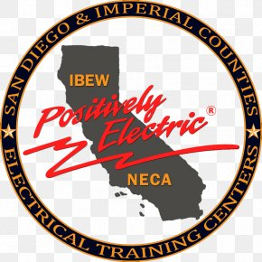 Medallion - San Diego Electrical Training IBEW Local Union 569 International Brotherhood Of Electrical Workers National Electrical Contractors Association PNG