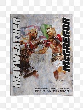 Boxing - Floyd Mayweather Jr. Vs. Conor McGregor UFC 202: Diaz Vs. McGregor 2 Boxing Mixed Martial Arts Sports Memorabilia PNG
