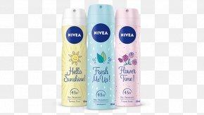 Good Smell - Lotion Deodorant Nivea Antiperspirant Sorbet PNG