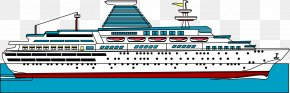 Ships And Yacht - Ocean Liner Cruise Ship Clip Art PNG