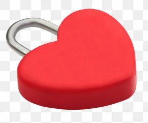 Lock - Heart Love Romance Symbol PNG