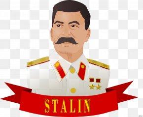 Stalin - Moustache Text Human Behavior Clip Art PNG