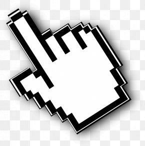 Mouse Cursor - Computer Mouse Pointer Cursor Icon PNG