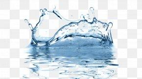 Wave Water - Drop Water Desktop Wallpaper Splash PNG