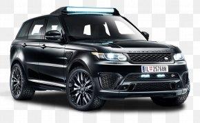 Black Range Rover Sport Car - James Bond Range Rover Sport Aston Martin Jaguar Land Rover Land Rover Defender PNG