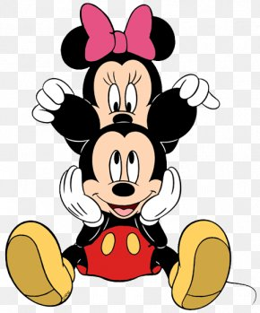 Minnie Mouse - Minnie Mouse Mickey Mouse Donald Duck Pluto Pete PNG