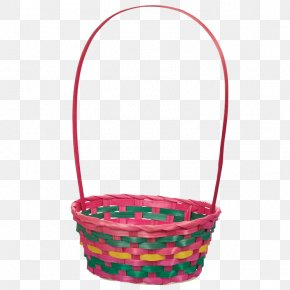 Empty Easter Basket Transparent Background - Easter Basket PNG
