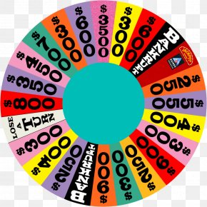 Game Show Television Show Wheel Of Fortune 2 PNG