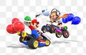 Mario Kart - Mario Kart 8 Deluxe Splatoon 2 Super Mario Bros. PNG