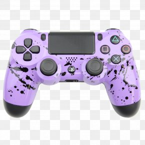 Gamepad - Game Controllers PlayStation 4 PlayStation 3 Video Game Console Accessories PNG