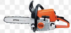 Have An Orange Chainsaw - Stihl Chainsaw Hand Tool PNG