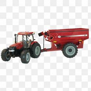 Tractor - Case IH International Harvester John Deere Farmall Case Corporation PNG