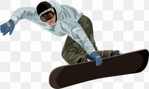 Skateboard - Snowboarding Euclidean Vector Clip Art PNG