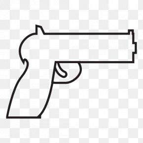 Weapon - Weapon Firearm Symbol PNG