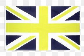 Union Jack Bunting - Flag United Kingdom Union Jack Fahne Yellow PNG