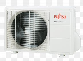 Air Conditioner - Fujitsu Air Conditioning Power Inverters Heat Pump Remote Controls PNG