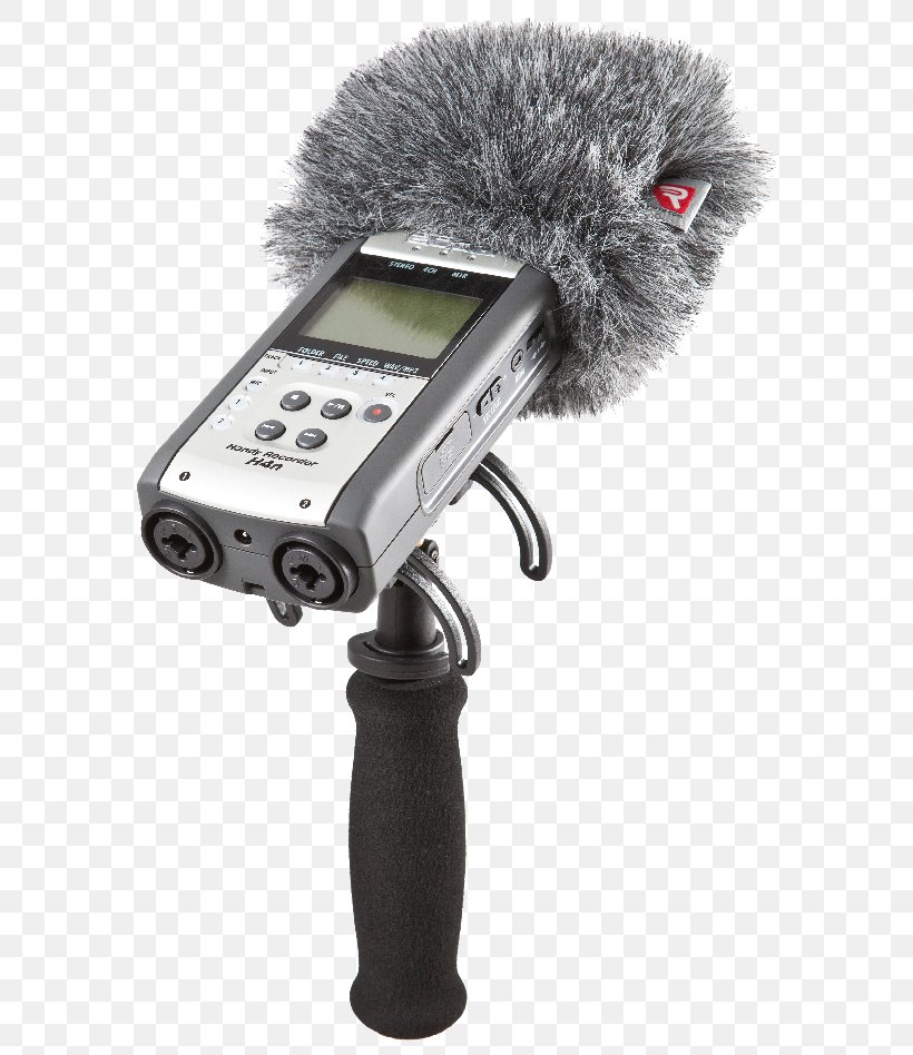 Microphone Zoom H4n Handy Recorder Sound Recording And