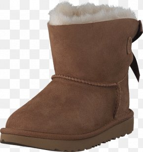 Ugg Australia - Snow Boot Shoe UGG KIDS Mini Bailey Bow II Boots PNG