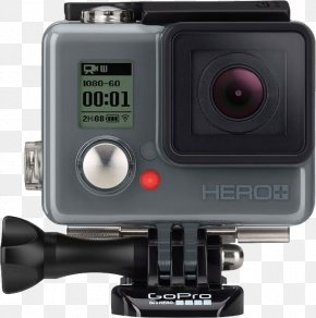 GoPro Camera - GoPro Hero2 Action Camera 1080p PNG