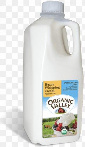 1 Qt Carton Organic Valley Skim Milk1 Qt Carton Organic Food ProductMilk - Organic Valley Skim Milk PNG
