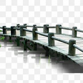 Retro Bridge - Bridge Icon PNG