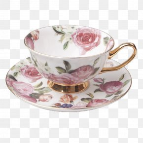 Cup - Coffee Cup Tea China Porcelain PNG