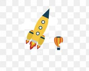 Rocket - Rocket Graphics Software Web Banner PNG