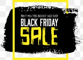 Yellow Border Ink SALE - Sales Download If(we) PNG
