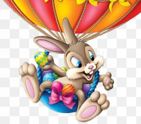 Paques - Easter Bunny Holiday Egg Hunt PNG