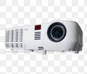 Projector - Multimedia Projectors Digital Light Processing NEC Display Solutions Handheld Projector PNG