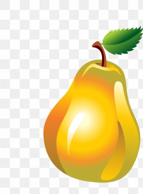 A Pear - Pear Still Life Photography Yellow Wallpaper PNG