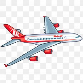 Aeroplane - Airplane High-definition Video Wallpaper PNG