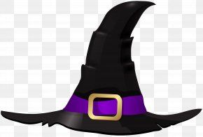 Halloween Witch Hat Clip Art Image - Halloween Witch Hat Clip Art PNG