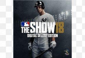 Baseball - MLB The Show 18 MLB 15: The Show PlayStation 4 Baseball Video Game PNG