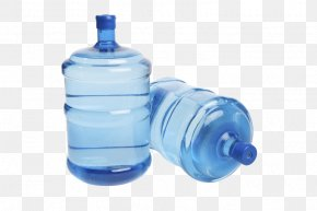 Water Bottle - Water Cooler Bottled Water Drinking Water PNG